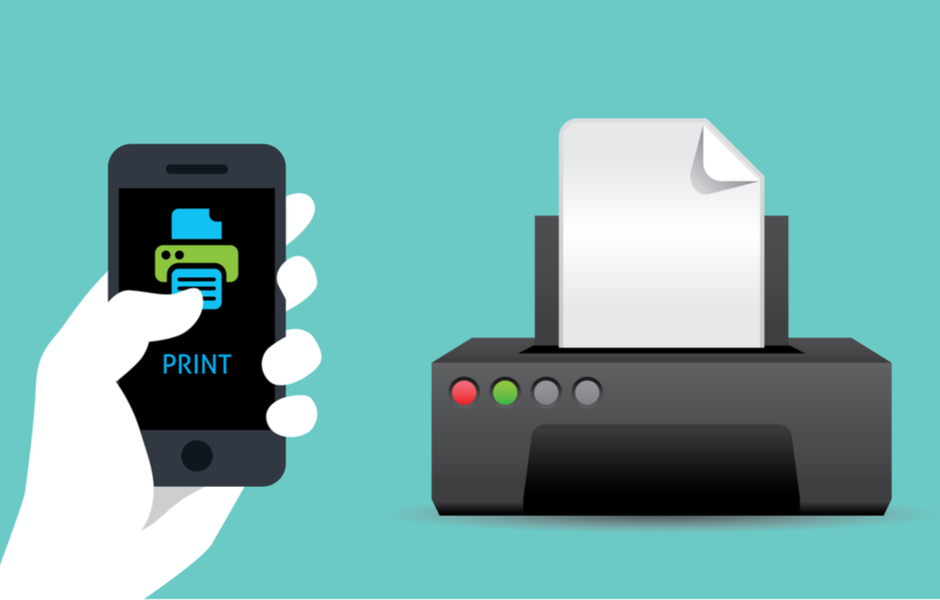 printing from your phone