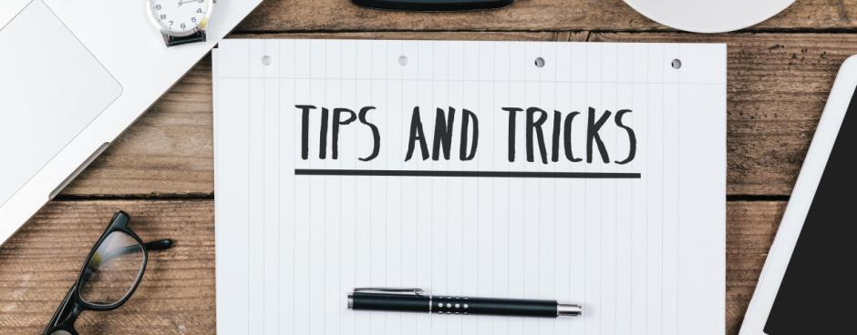 tips and tricks mfp